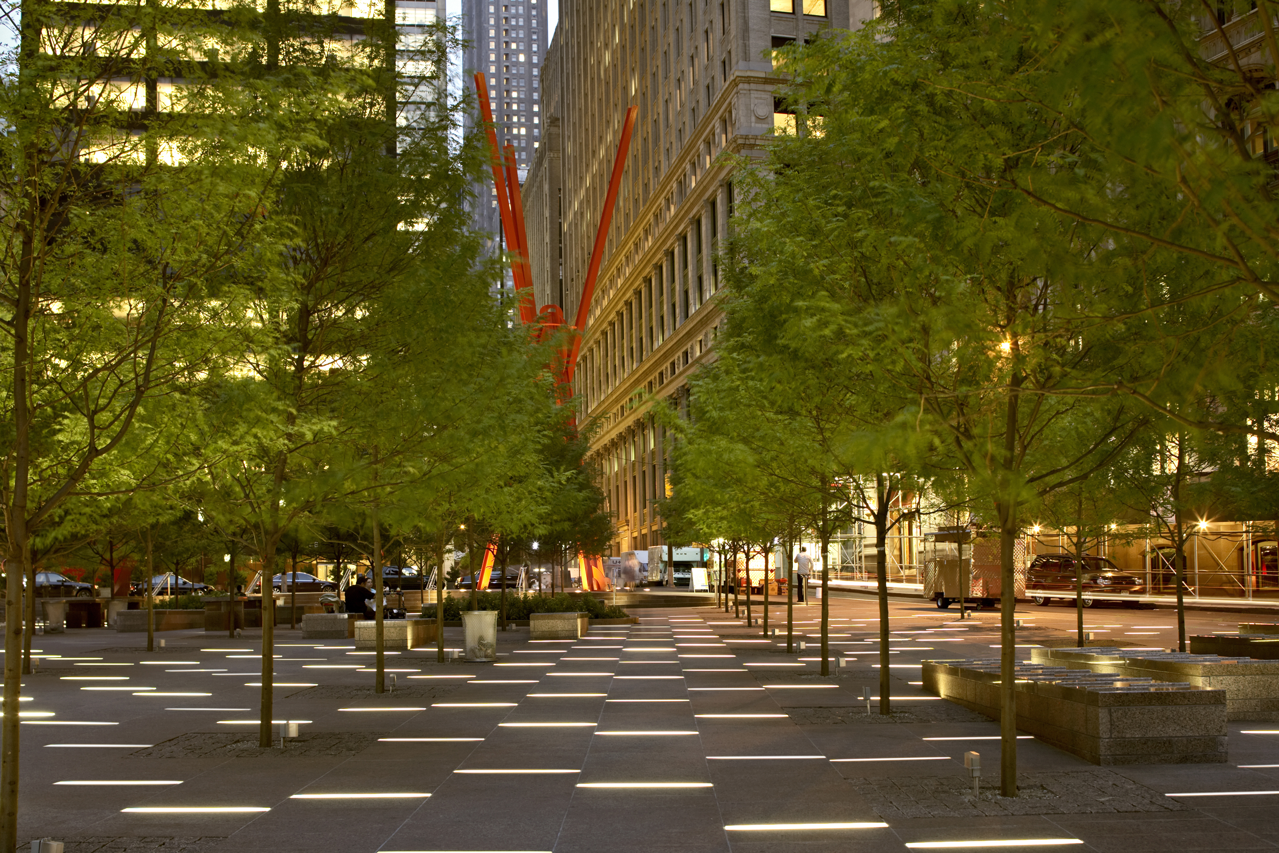 Miracle Mile Streetscape Work Cooper Robertson
